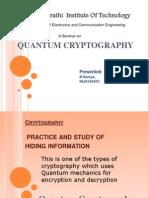 437 Quantum Criptography