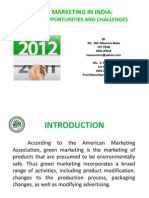Green Marketing Ppts