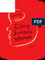Calling Invisible Women by Jeanne Ray - Excerpt