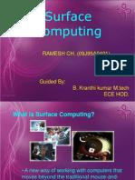 Le401 Surface Computing