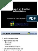 EU Impact on Deforestation