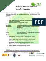Taller Dendrocronologia - UAGRM