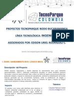 Presentación proyectos EDISON