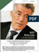 Entrevista de Vasco Costa à Ingenium