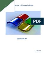 Instalación y Mantenimiento Windows XP