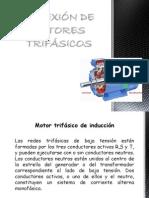 DIAPOSITIVA MOTOR TRIFÁSICO