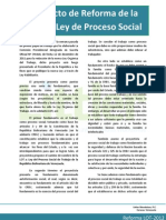 Reforma Lot 2012