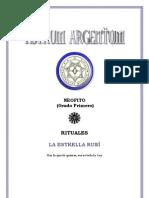 Español - Liber XXV El Rubi Estrellado (Aleister Crowley)