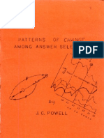 Powell (1980) Patterns of Change Among Answer Selections