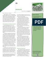 Estimating Soil Moisture in the Field