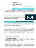 Tema 2. Agentes Intervinientes en El Proceso Constructivo