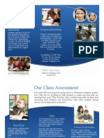 Second Grade Assessment Brochure Final
