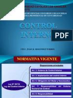 Tutorial de las Normas de Control Interno