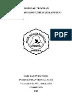 Proposal Smk Berbasis Komunitas Revisi Fixed