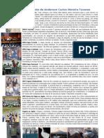 Depoimento de Anderson Carlos Moreira Tavares - Olimpíada do Conhecimento (da Fase Estadual até o Japão)