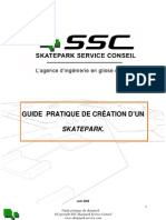 Guide Creation Skatepark Ssc