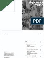 El Gobierno Militar, Una Experiencia Peruana 1968-1980