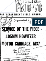 105MM Howitzer Motor Carriages M37.~187
