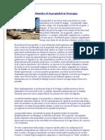 La ProblemA Tica de La Propiedad en Nicaragua