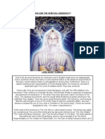 Spiritual Hierarchy of World or Inner Government of the World