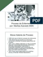 Acev M Nurs-230 Historia Proceso