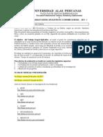 Trabajo Grupal de Economa 2011 - 1