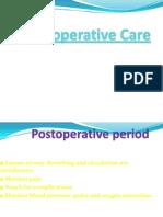 Postoperative