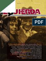 Revista Izquierda no. 21, Abril de 2012