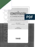 CDG - Comentarios al Art. 91 de la Constitución del Perú
