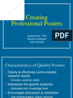 Professional Posters