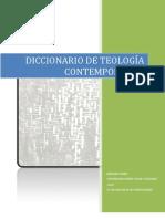 Diccionario de Teologia Contemporanea B. Ramm