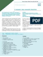 Revista Fundicao - FUNDIDO EM AÇO OU FORJADO - UMA AVALIAÇÃO REALÍSTICA