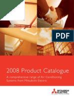 2008 Product Catalogue