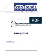Retail Trade (44) - Q2, 2011