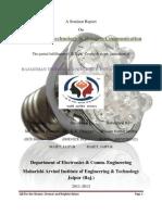Seminar Report on LiFi