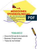 SEMANA 3 Mediciones Epidemiologicas