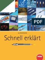 NGK Gluehkerzen Schnell Erklaert Deutsch