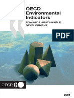 Environmental Indicator for Sustainable Development