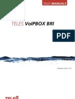 Teles.voipbox Bri 14.0