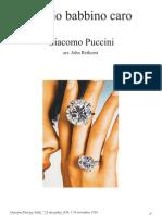 Puccini-O Mio Babbino Caro