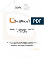 QT-500 Series User Manual Rev Dic 20 2006