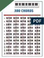 Chord Piano, Chord Organ