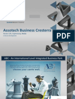 Assotech Business Cresterra CALL 9958959555