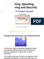 Phishing_ Spoof Spam_ Security.ppt
