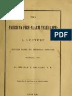 American Fire Alarm Telegraph