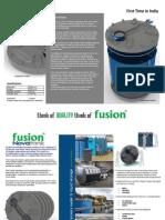 Fusion Nova Tank