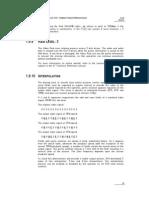 EVS Fields Interpolation Scheme