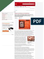 Strahlenfolter - SPD - Platzeck mit Hörsturz im Krankenhaus - www-spiegel-de