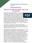 Strahlenfolter - Frank Possekel Aus Berlin - Neurofaschismus - Stimmen Im Kopf