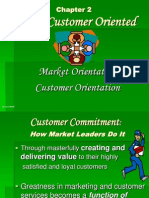 Customer Oritation